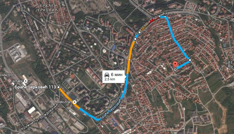 medakovic 3 mapa Sirkan Igraonica   Decija igraonica Sirkan medakovic 3 mapa